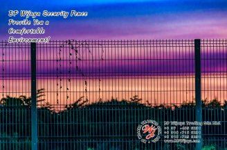 BP Wijaya Trading Sdn Bhd Malaysia Selangor Kuala Lumpur manufacturer of safety fences building materials for housing construction site Security fencing factory security home security A03-03
