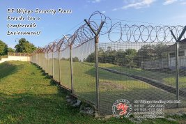 BP Wijaya Trading Sdn Bhd Malaysia Selangor Kuala Lumpur manufacturer of safety fences building materials for housing construction site Security fencing factory security home security A03-04