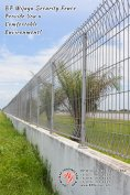 BP Wijaya Trading Sdn Bhd Malaysia Selangor Kuala Lumpur manufacturer of safety fences building materials for housing construction site Security fencing factory security home security A03-15