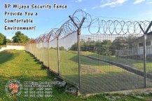 BP Wijaya Trading Sdn Bhd Malaysia Selangor Kuala Lumpur Manufacturer of Safety Fences Building Materials for Housing Construction Site Security Fencing Factory Security Home Security C01-74