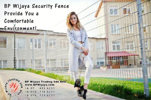 BP Wijaya Trading Sdn Bhd Malaysia Selangor Kuala Lumpur Manufacturer of Safety Fences Building Materials for Housing Construction Site Security Fencing Factory Security Home Security C01-83