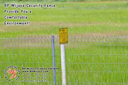BP Wijaya Trading Sdn Bhd Malaysia Selangor Kuala Lumpur Manufacturer of Safety Fences Building Materials for Housing Construction Site Security Fencing Factory Security Home Security C01-02