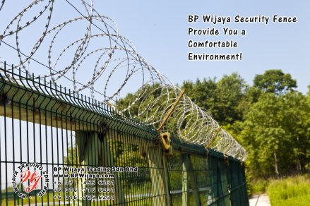 BP Wijaya Trading Sdn Bhd Malaysia Selangor Kuala Lumpur Manufacturer of Safety Fences Building Materials for Housing Construction Site Security Fencing Factory Security Home Security C01-06