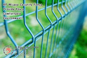 BP Wijaya Trading Sdn Bhd Malaysia Selangor Kuala Lumpur Manufacturer of Safety Fences Building Materials for Housing Construction Site Security Fencing Factory Security Home Security C01-28