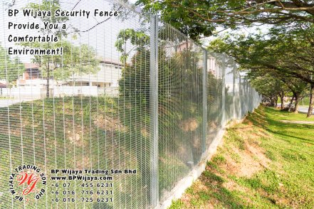 BP Wijaya Trading Sdn Bhd Malaysia Selangor Kuala Lumpur Manufacturer of Safety Fences Building Materials for Housing Construction Site Security Fencing Factory Security Home Security C01-29