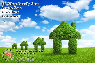 BP Wijaya Trading Sdn Bhd Malaysia Selangor Kuala Lumpur Manufacturer of Safety Fences Building Materials for Housing Construction Site Security Fencing Factory Security Home Security C01-41