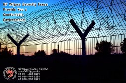 BP Wijaya Trading Sdn Bhd Malaysia Selangor Kuala Lumpur Manufacturer of Safety Fences Building Materials for Housing Construction Site Security Fencing Factory Security Home Security C01-45