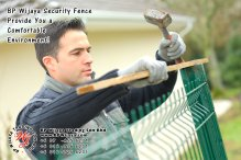 BP Wijaya Trading Sdn Bhd Malaysia Selangor Kuala Lumpur Manufacturer of Safety Fences Building Materials for Housing Construction Site Security Fencing Factory Security Home Security C01-47
