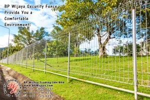 BP Wijaya Trading Sdn Bhd Malaysia Selangor Kuala Lumpur Manufacturer of Safety Fences Building Materials for Housing Construction Site Security Fencing Factory Security Home Security C01-50