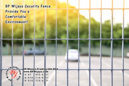 BP Wijaya Trading Sdn Bhd Malaysia Selangor Kuala Lumpur Manufacturer of Safety Fences Building Materials for Housing Construction Site Security Fencing Factory Security Home Security C01-56