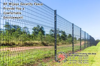 BP Wijaya Trading Sdn Bhd Malaysia Selangor Kuala Lumpur Manufacturer of Safety Fences Building Materials for Housing Construction Site Security Fencing Factory Security Home Security C01-64
