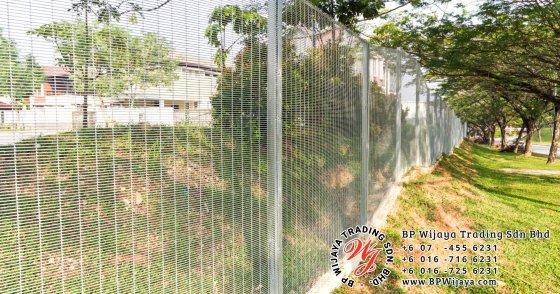 BP Wijaya Trading Sdn Bhd Malaysia Selangor Kuala Lumpur Pengeluar Pagar Keselamatan PagarTaman Bangunan dan Kilang dan Rumah untuk Bandar Pemborong Pagar A00-02