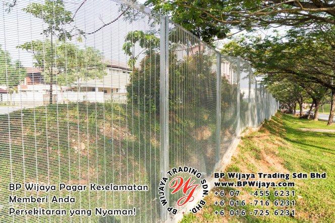 BP Wijaya Trading Sdn Bhd Malaysia Selangor Kuala Lumpur Pengeluar Pagar Keselamatan PagarTaman Bangunan dan Kilang dan Rumah untuk Bandar Pemborong Pagar A01-02