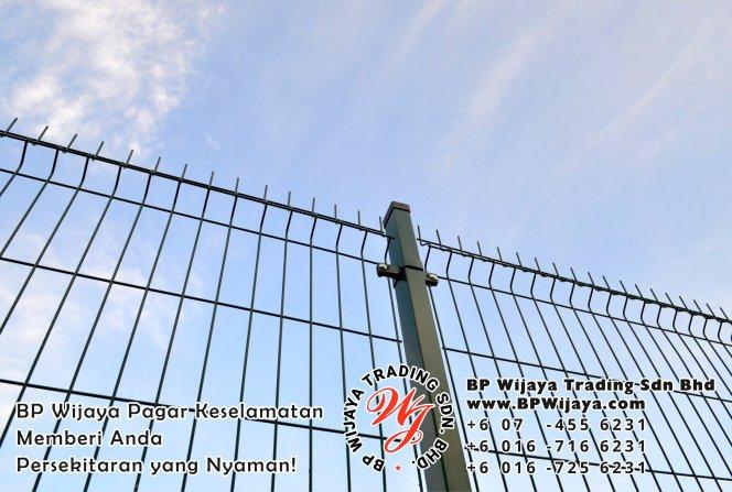 BP Wijaya Trading Sdn Bhd Malaysia Selangor Kuala Lumpur Pengeluar Pagar Keselamatan PagarTaman Bangunan dan Kilang dan Rumah untuk Bandar Pemborong Pagar A01-03