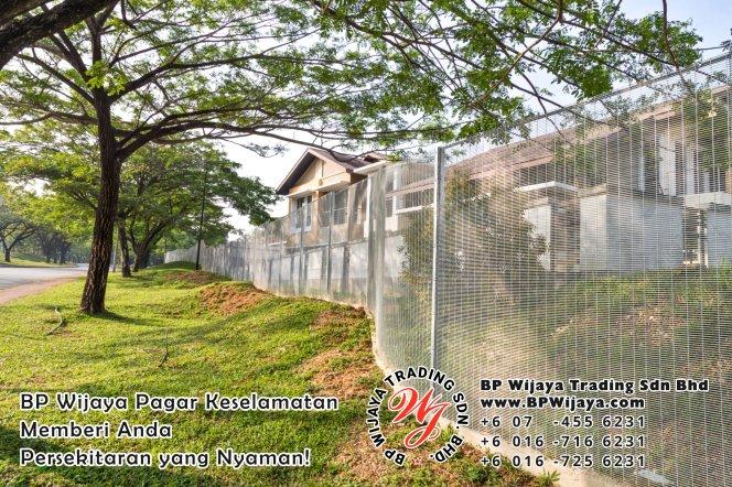 BP Wijaya Trading Sdn Bhd Malaysia Selangor Kuala Lumpur Pengeluar Pagar Keselamatan PagarTaman Bangunan dan Kilang dan Rumah untuk Bandar Pemborong Pagar A01-04
