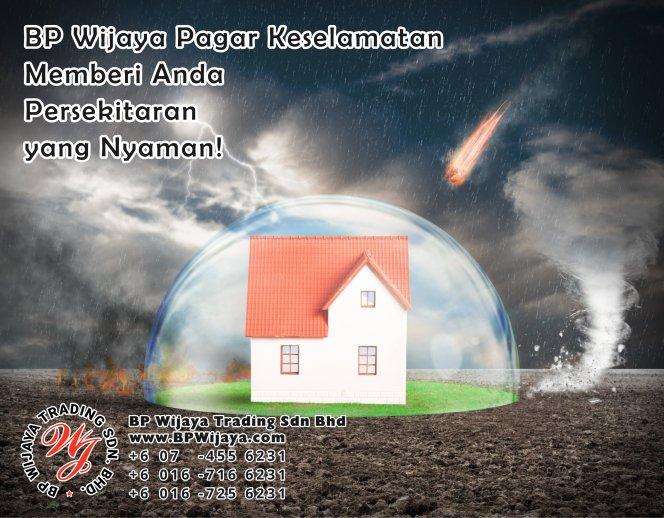 BP Wijaya Trading Sdn Bhd Malaysia Selangor Kuala Lumpur Pengeluar Pagar Keselamatan PagarTaman Bangunan dan Kilang dan Rumah untuk Bandar Pemborong Pagar A01-09