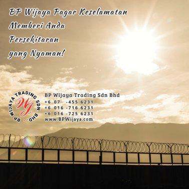 BP Wijaya Trading Sdn Bhd Malaysia Selangor Kuala Lumpur Pengeluar Pagar Keselamatan PagarTaman Bangunan dan Kilang dan Rumah untuk Bandar Pemborong Pagar A01-13