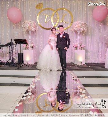 艺术之家一站式婚礼策划 Kiong Art Wedding Event 婚礼 韩式大理石主题 马来西亚活动布置 和 一站式婚礼策划布置公司 婚礼主题布置婚礼现场 Live Band 婚礼司仪 婚礼摄影 婚礼录影 婚礼策划 A03-20