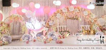 艺术之家一站式婚礼策划 Kiong Art Wedding Event 婚礼 韩式大理石主题 马来西亚活动布置 和 一站式婚礼策划布置公司 婚礼主题布置婚礼现场 Live Band 婚礼司仪 婚礼摄影 婚礼录影 婚礼策划 A03-35