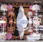 艺术之家一站式婚礼策划 Kiong Art Wedding Event 婚礼 韩式大理石主题 马来西亚活动布置 和 一站式婚礼策划布置公司 婚礼主题布置婚礼现场 Live Band 婚礼司仪 婚礼摄影 婚礼录影 婚礼策划 A03-43