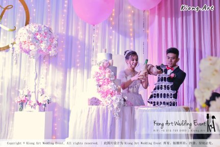艺术之家一站式婚礼策划 Kiong Art Wedding Event 婚礼 韩式大理石主题 马来西亚活动布置 和 一站式婚礼策划布置公司 婚礼主题布置婚礼现场 Live Band 婚礼司仪 婚礼摄影 婚礼录影 婚礼策划 A03-44