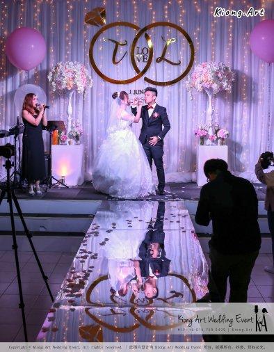 艺术之家一站式婚礼策划 Kiong Art Wedding Event 婚礼 韩式大理石主题 马来西亚活动布置 和 一站式婚礼策划布置公司 婚礼主题布置婚礼现场 Live Band 婚礼司仪 婚礼摄影 婚礼录影 婚礼策划 A03-46