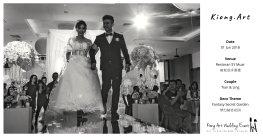 艺术之家一站式婚礼策划 Kiong Art Wedding Event 婚礼 韩式大理石主题 马来西亚活动布置 和 一站式婚礼策划布置公司 婚礼主题布置婚礼现场 Live Band 婚礼司仪 婚礼摄影 婚礼录影 婚礼策划 A03-48