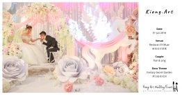 艺术之家一站式婚礼策划 Kiong Art Wedding Event 婚礼 韩式大理石主题 马来西亚活动布置 和 一站式婚礼策划布置公司 婚礼主题布置婚礼现场 Live Band 婚礼司仪 婚礼摄影 婚礼录影 婚礼策划 A03-50