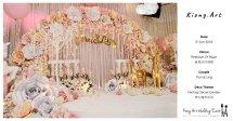 艺术之家一站式婚礼策划 Kiong Art Wedding Event 婚礼 韩式大理石主题 马来西亚活动布置 和 一站式婚礼策划布置公司 婚礼主题布置婚礼现场 Live Band 婚礼司仪 婚礼摄影 婚礼录影 婚礼策划 A03-56