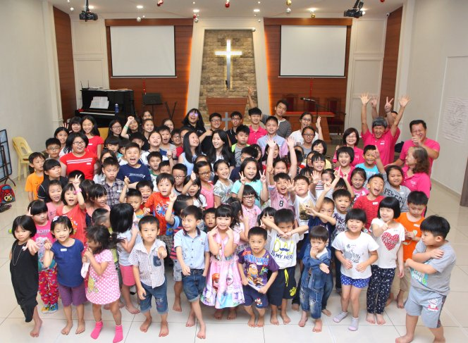 苏雅喜乐堂 主日学儿童生活营 Gereja Joy Soga Sunday School Camp A06