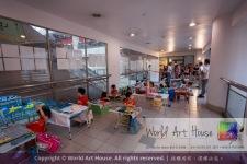 马来西亚 哥打白沙罗 八打灵再也 吉隆坡 雪兰莪 金犬报喜迎旺年 创意填色比赛 World Art House 世界艺术画室 及 1 Utama Shopping 金爺爺 JinYeYe Effye Media A002