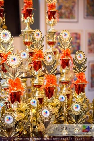 马来西亚 哥打白沙罗 八打灵再也 吉隆坡 雪兰莪 金犬报喜迎旺年 创意填色比赛 World Art House 世界艺术画室 及 1 Utama Shopping 金爺爺 JinYeYe Effye Media A003