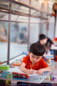 马来西亚 哥打白沙罗 八打灵再也 吉隆坡 雪兰莪 金犬报喜迎旺年 创意填色比赛 World Art House 世界艺术画室 及 1 Utama Shopping 金爺爺 JinYeYe Effye Media A036