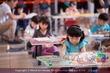 马来西亚 哥打白沙罗 八打灵再也 吉隆坡 雪兰莪 金犬报喜迎旺年 创意填色比赛 World Art House 世界艺术画室 及 1 Utama Shopping 金爺爺 JinYeYe Effye Media A037