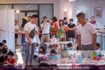 马来西亚 哥打白沙罗 八打灵再也 吉隆坡 雪兰莪 金犬报喜迎旺年 创意填色比赛 World Art House 世界艺术画室 及 1 Utama Shopping 金爺爺 JinYeYe Effye Media A046