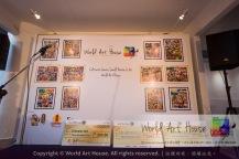马来西亚 哥打白沙罗 八打灵再也 吉隆坡 雪兰莪 金犬报喜迎旺年 创意填色比赛 World Art House 世界艺术画室 及 1 Utama Shopping 金爺爺 JinYeYe Effye Media A009