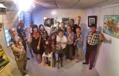 马来西亚 星新艺术接力巡展 维也纳艺术学院 Malaysia Singapore and Johor Bahru Art Exhibition Viana Academy Of Art A03