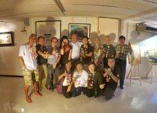 马来西亚 星新艺术接力巡展 维也纳艺术学院 Malaysia Singapore and Johor Bahru Art Exhibition Viana Academy Of Art A09
