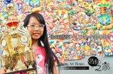 马来西亚 柔佛 峇株吧辖 美术课程 艺术画室 儿童绘画 彩图 水彩画 木笔画 蜡笔画 素描 油画 广告画 壁画 板画 布画 漫画 Kiong Art 艺术之家美术画室 A01-01