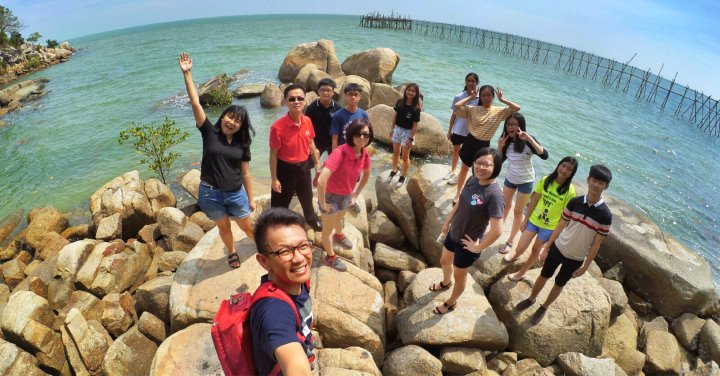 马来西亚 柔佛 峇株巴辖 生活体验 苏雅喜乐堂 门训生 Malaysia Johor Batu Pahat Trip Gereja Joy Soga A00