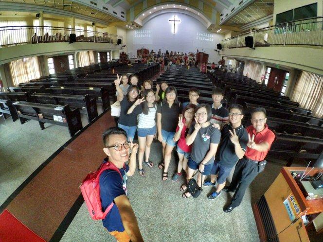 马来西亚 柔佛 峇株巴辖 生活体验 苏雅喜乐堂 门训生 Malaysia Johor Batu Pahat Trip Gereja Joy Soga A49