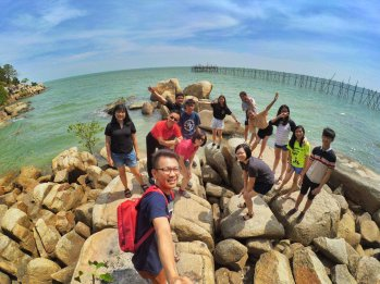 马来西亚 柔佛 峇株巴辖 生活体验 苏雅喜乐堂 门训生 Malaysia Johor Batu Pahat Trip Gereja Joy Soga A12