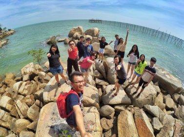 马来西亚 柔佛 峇株巴辖 生活体验 苏雅喜乐堂 门训生 Malaysia Johor Batu Pahat Trip Gereja Joy Soga A13