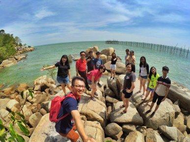 马来西亚 柔佛 峇株巴辖 生活体验 苏雅喜乐堂 门训生 Malaysia Johor Batu Pahat Trip Gereja Joy Soga A14