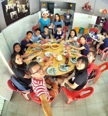 马来西亚 柔佛 峇株巴辖 生活体验 苏雅喜乐堂 门训生 Malaysia Johor Batu Pahat Trip Gereja Joy Soga A77