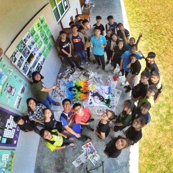 马来西亚 柔佛 峇株巴辖 苏雅喜乐堂 和平团契 少年 一日营会 3月 23日 2018年 门训生 Malaysia Johor Batu Pahat Gereja Joy Soga Peace Fellowship Youth One Day Camp 23 Mar 2018 A02