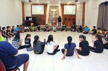 马来西亚 柔佛 峇株巴辖 苏雅喜乐马来西亚 柔佛 峇株巴辖 苏雅喜乐堂 和平团契 少年 一日营会 3月 23日 2018年 门训生 Malaysia Johor Batu Pahat Gereja Joy Soga Peace Fellowship Youth One Day Camp 23 Mar 2018 A12