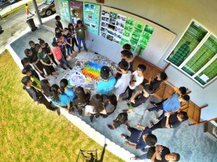 马来西亚 柔佛 峇株巴辖 苏雅喜乐堂 和平团契 少年 一日营会 3月 23日 2018年 门训生 Malaysia Johor Batu Pahat Gereja Joy Soga Peace Fellowship Youth One Day Camp 23 Mar 2018 A03