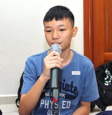 马来西亚 柔佛 峇株巴辖 苏雅喜乐马来西亚 柔佛 峇株巴辖 苏雅喜乐堂 和平团契 少年 一日营会 3月 23日 2018年 门训生 Malaysia Johor Batu Pahat Gereja Joy Soga Peace Fellowship Youth One Day Camp 23 Mar 2018 A25