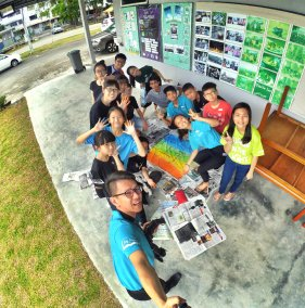 马来西亚 柔佛 峇株巴辖 苏雅喜乐堂 和平团契 少年 一日营会 3月 23日 2018年 门训生 Malaysia Johor Batu Pahat Gereja Joy Soga Peace Fellowship Youth One Day Camp 23 Mar 2018 A04